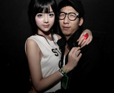 《超正娃娃女》李秀彬13