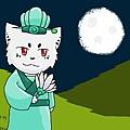 月影天飛-孔明貓