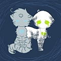 Jayfeather & Half-Moon---Heart is broken