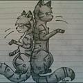 獅&松鴉3