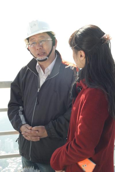父親是中華民國本土煙火的創始者 - 李蘭亭先生.JPG