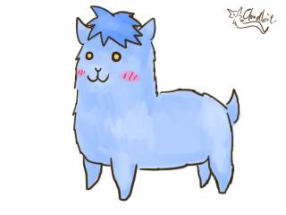 藍狐草泥馬(雲喵).png