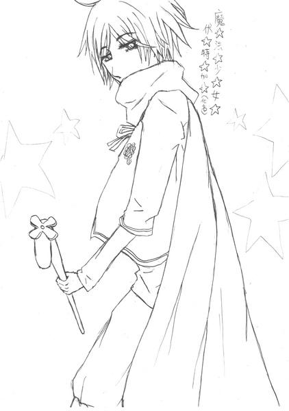 魔☆法☆少☆女☆伏☆特☆加☆(化名)