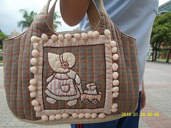 蘇姑娘拼布包