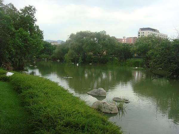 台大醉月湖
