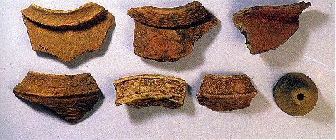 大坌坑文化的陶器