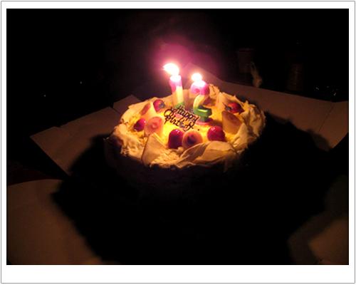 生日蛋糕-2