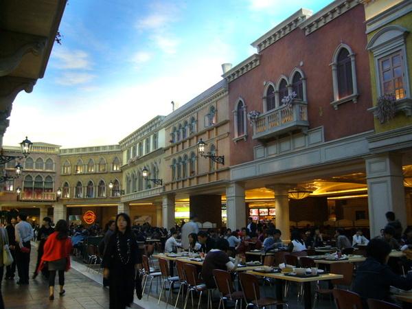 大運河美食廣場