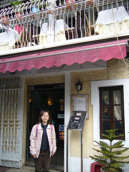 里斯本地葡國餐廳