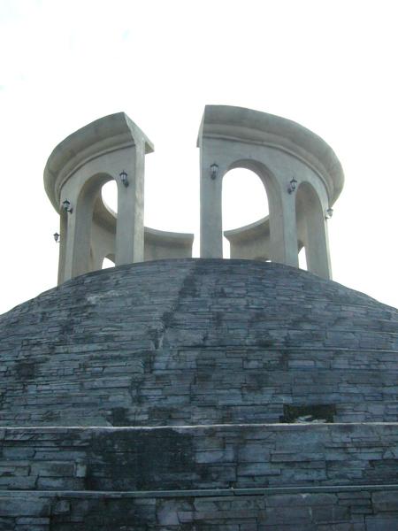 羅馬式建築觀景台