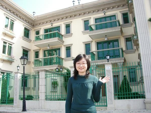 葡式建築之高級別墅