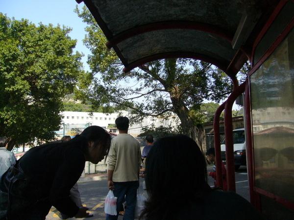路環公車站牌