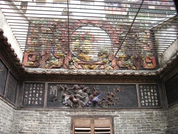 台式廟宇雕刻