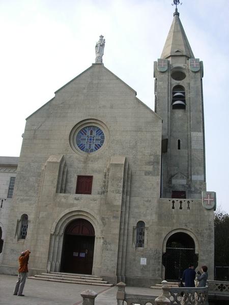 西望洋山聖母堂