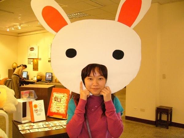 再來一張小白兔的!