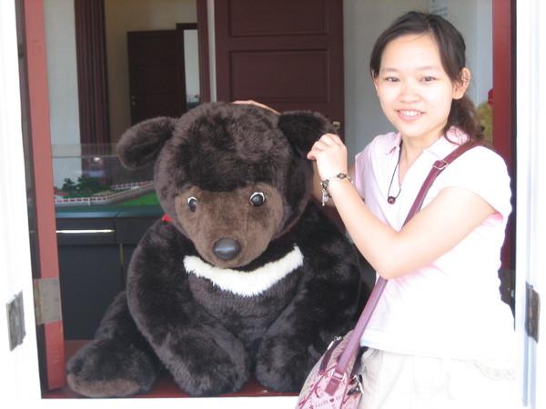 大黑熊=LaNew熊!?