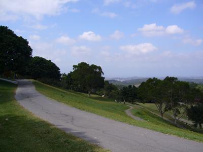 風景--那天天氣很好,可惜就風太大了><