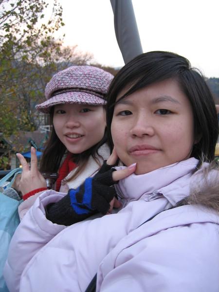 愛寶樂園--坐纜車