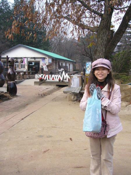 """韓國是乾冷,但靠海的地方超濕冷難受啊!>\\\\\\\""""<"""