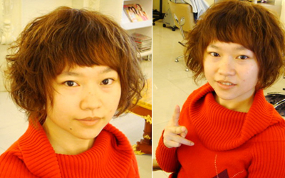 燙髮後-1