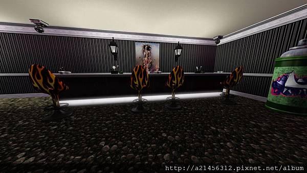 酒吧的吧台3