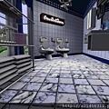右方雙人房的浴室2