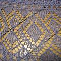 Miralda's Triangular Shawl  (3)