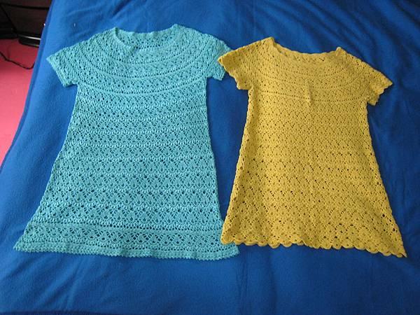 A字型金蔥長版衣 (4)