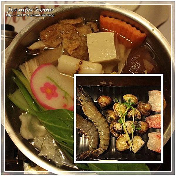 巨蝦海鮮鍋