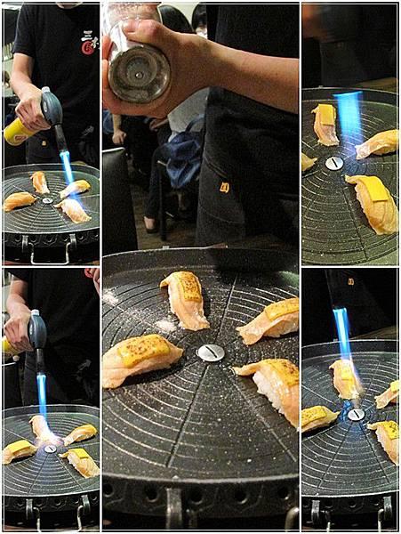 炙燒起式鮭魚