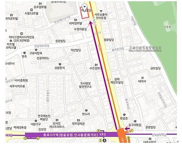 03年糕博物館地圖