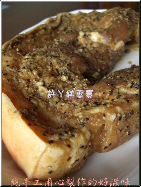 客家鹹豬肉-2
