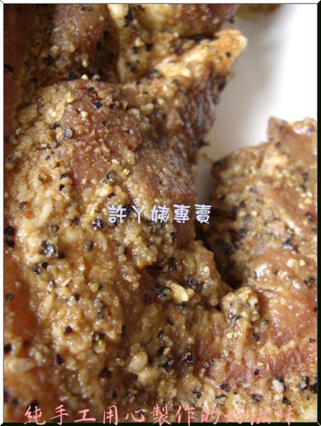 客家鹹豬肉-4