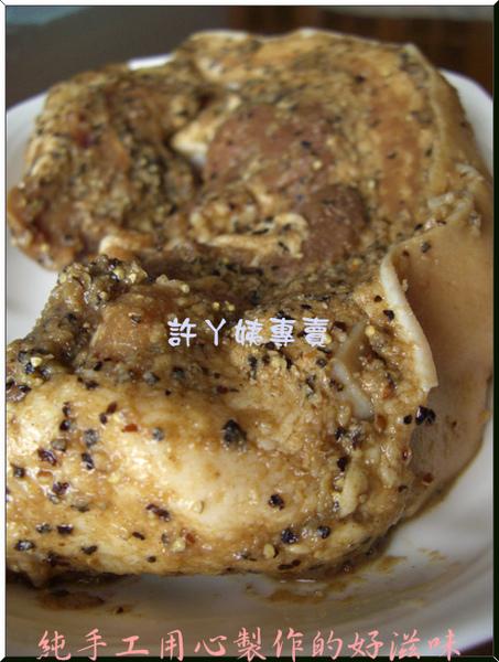 客家鹹豬肉-8