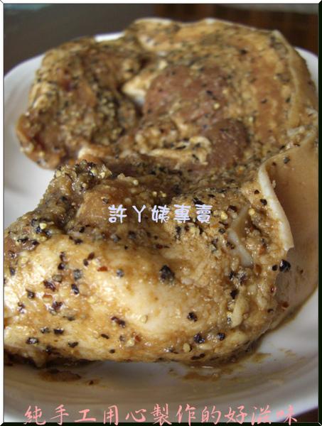 客家鹹豬肉-9