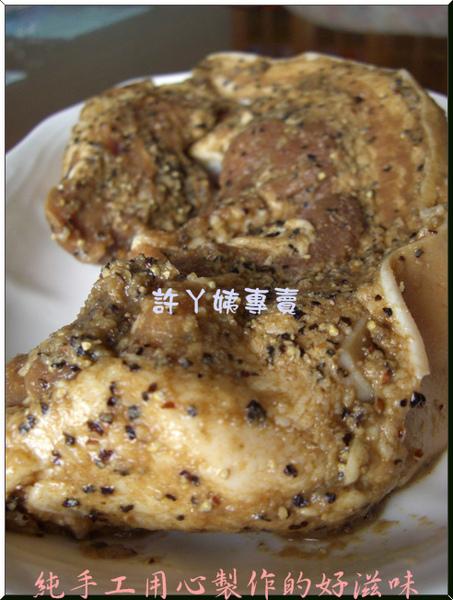 客家鹹豬肉-11