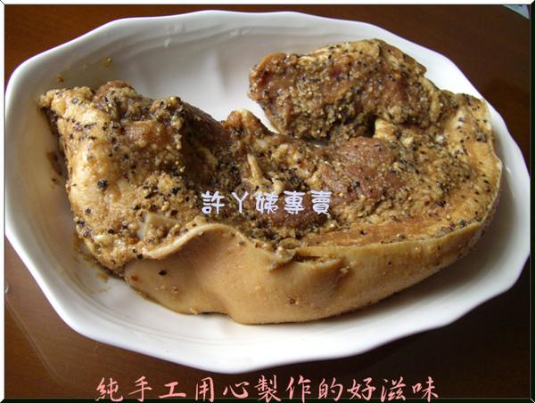 客家鹹豬肉-22