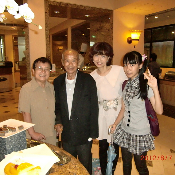 國賓飯店慶祝父親節 027