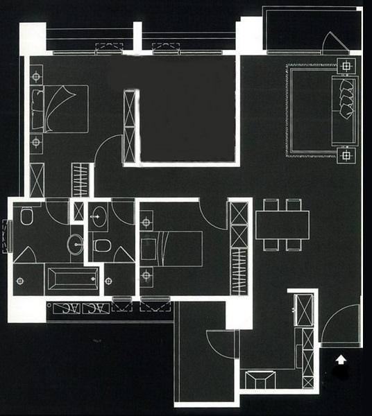 椰林ㄐㄧㄥ朝南7F格局圖.jpg