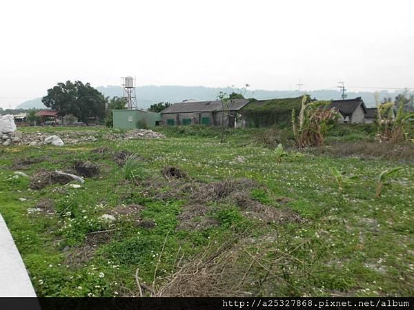 朴子鐵馬道農地