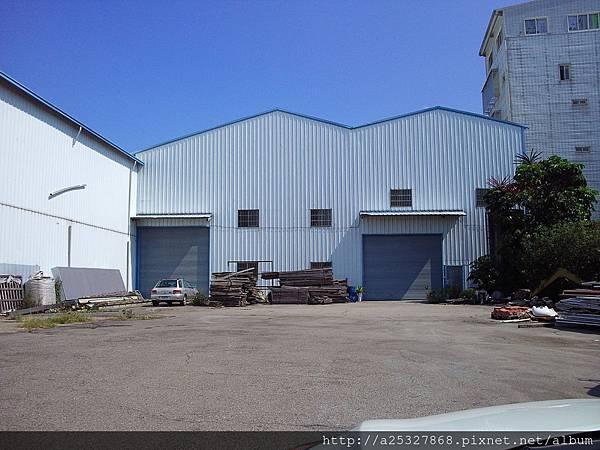 正36米工業廠房