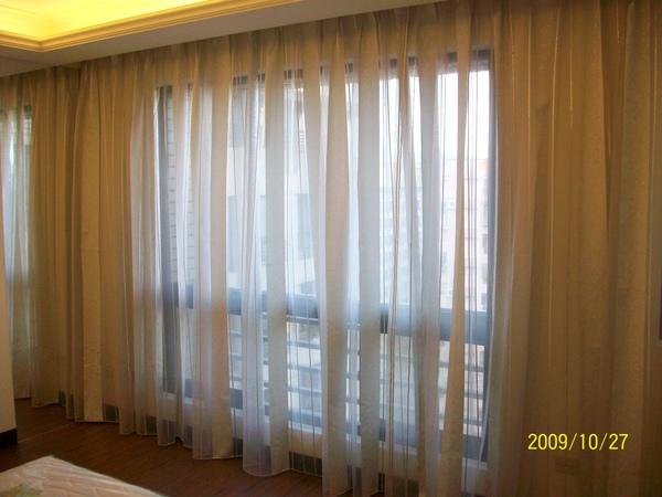 傳統窗簾-紗 (6).JPG