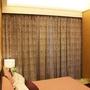 傳統窗簾-布