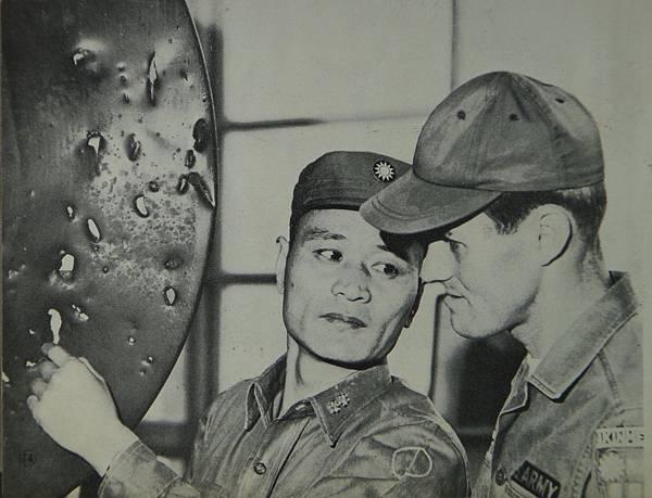 勝利之光5503-4金門美軍顧問