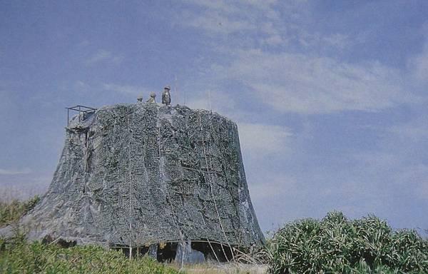 勝利之光8511-14東沙碉堡偽裝網