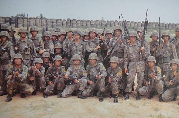 勝利之光8709-3金門步兵