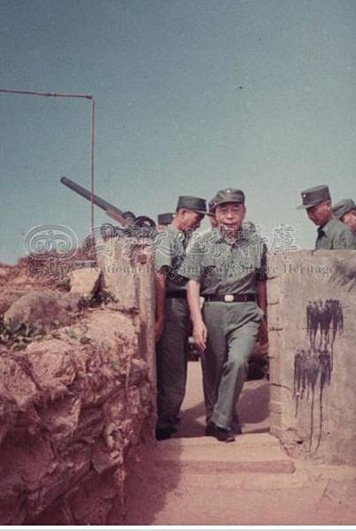 蔣高`砲陣地