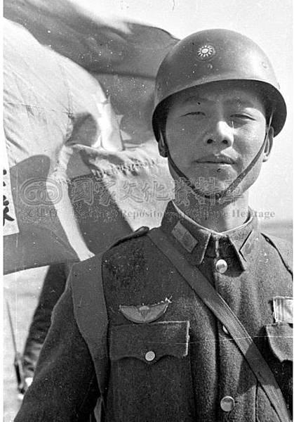 陸空演習傘兵70.35年12月