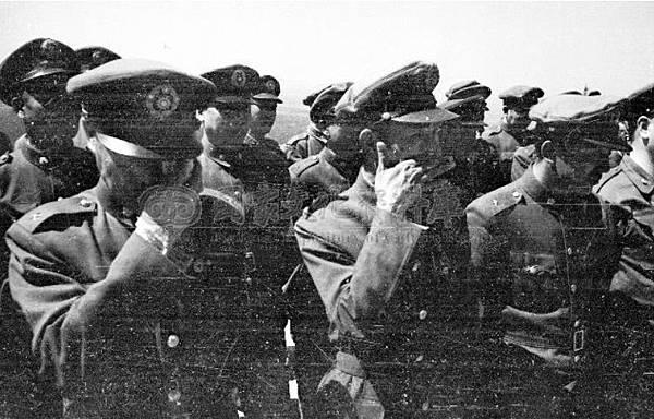 中央訓練團將官班第一期哭陵9.36年5月12日