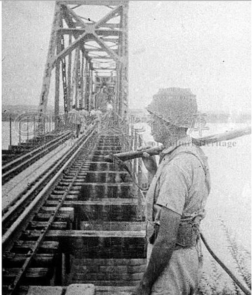 松花江大橋11.35年8月
